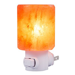 SMAGREHO Natural Himalayan Salt Lamp Night Light Crystal Salt Lamp