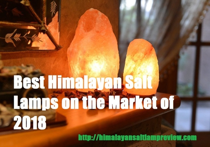 Himalayan Salt Lamp Review