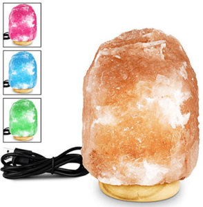 TULA Large Color Changing Salt Lamp